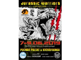 "PP ""GRAND PRIX JURASSIC WARRIORS II"" K-1 (jun., sen.), KL (kad., jun., sen.) - 07-09.06.2019 - Bałtów"